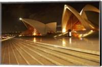 Australia, New South Wales, Sydney Opera House Fine Art Print