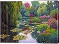 Garden Giverny Fine Art Print
