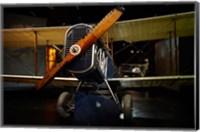 De Havilland DH4 biplane, War plane, New Zealand Fine Art Print