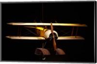 Sopwith Baby seaplane, War plane, New Zealand Fine Art Print
