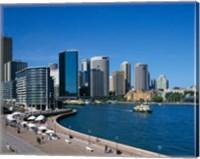 Circular Quay, Sydney, Australia Fine Art Print