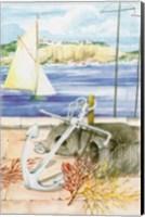 Riviera I Fine Art Print