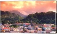 Roseau, Dominica, Caribbean Fine Art Print