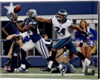 Dez Bryant on the field 2014 Fine Art Print