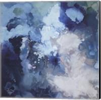 Blue Flo Fine Art Print