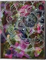 Radiant Lotus Fine Art Print