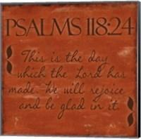 Psalms 118-24 Fine Art Print