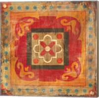 Moroccan Tiles XII Fine Art Print