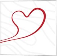 Heart 2 Fine Art Print