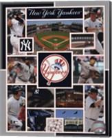 New York Yankees 2015 Team Composite Fine Art Print