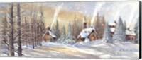 Winter Day Fine Art Print