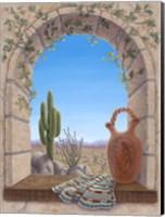 Saguaro View Fine Art Print