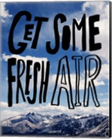 Fresh Air Fine Art Print