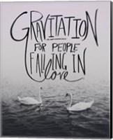 Gravitation Fine Art Print