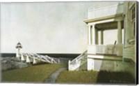 Marshall Point Lighthouse Fine Art Print