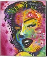 Marilyn 017 Fine Art Print