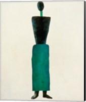 Female Figure Fine Art Print