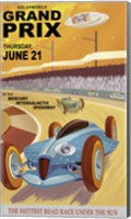Solarmobile Grand Prix Fine Art Print