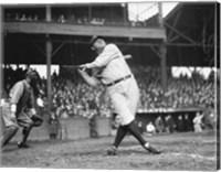 Babe Ruth Seattle Dugdale Park, 1924 Fine Art Print