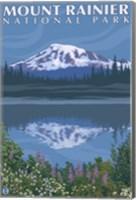 Mount Rainier National Park I Fine Art Print