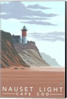 Nauset Light Cape Cod Fine Art Print