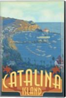 Catalina Island Fine Art Print