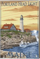 Portland Head Light Maine Fine Art Print