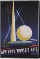 Worlds Fair Fine Art Print