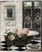 Le Bain Hydrangea Fine Art Print
