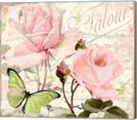 Florabella III Fine Art Print