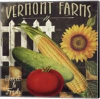 Vermont Farms VII Fine Art Print
