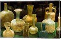Bottles and Jugs for Wine, Museo de la Cultura del Vino, Spain Fine Art Print