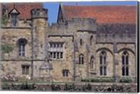 Penshurst Place, Kent, England Fine Art Print