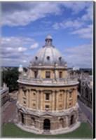 Radcliffe Camera, Oxford, England Fine Art Print