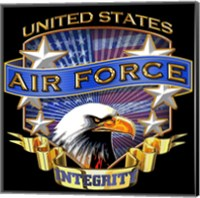 Air Force Fine Art Print
