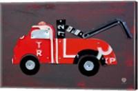 Tow Truck Fine Art Print