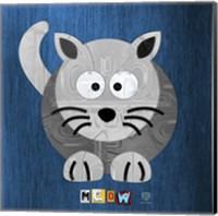 Meow The Cat Fine Art Print
