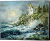 Bass Harbor Lighthouse Fine Art Print