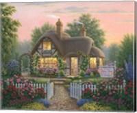 Rose Petal Gift Shoppe Fine Art Print