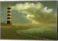 Pacific Sunset 7 Fine Art Print