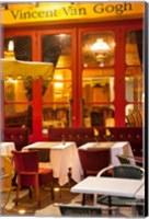 Vincent Van Gogh Restaurant, France Fine Art Print