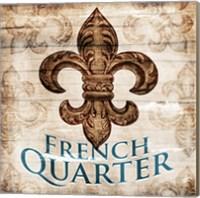 French Quarters Fine Art Print