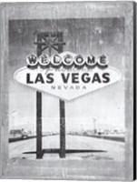 Welcome to Vegas Fine Art Print