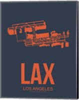 LAX Los Angeles 3 Fine Art Print