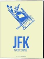 JFK New York 3 Fine Art Print