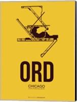 ORD Chicago 1 Fine Art Print