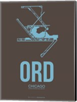 ORD Chicago 2 Fine Art Print