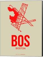 BOS Boston 1 Fine Art Print