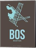 BOS Boston 2 Fine Art Print