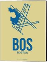 BOS Boston 3 Fine Art Print